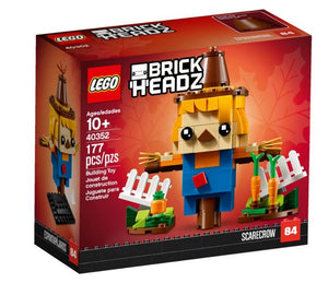 LEGO® Brickheadz™ Thanksgiving Scarecrow 40352