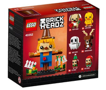 Load image into Gallery viewer, LEGO® Brickheadz™ Thanksgiving Scarecrow 40352