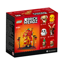 Load image into Gallery viewer, LEGO® BrickHeadz™ Dragon Dance Guy 40354