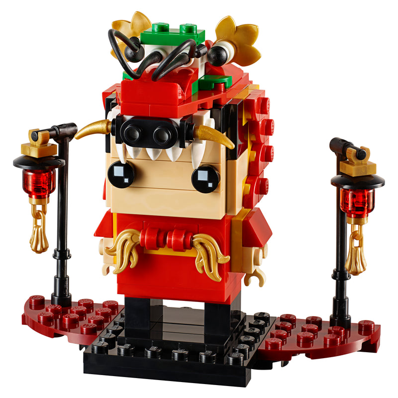 LEGO® BrickHeadz™ Dragon Dance Guy 40354