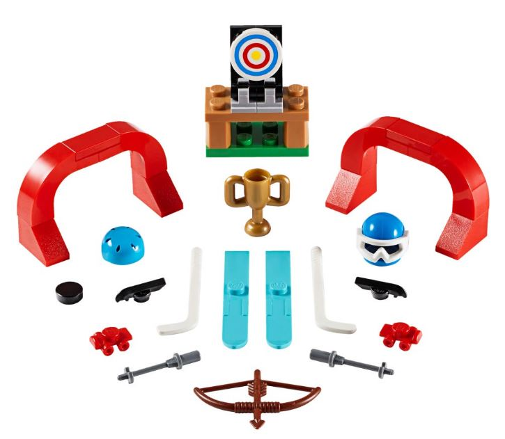 LEGO® Xtra Sports Accessories Set 40375