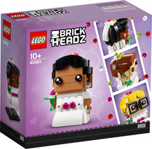 Load image into Gallery viewer, LEGO® BrickHeadz™  Wedding Bride 40383