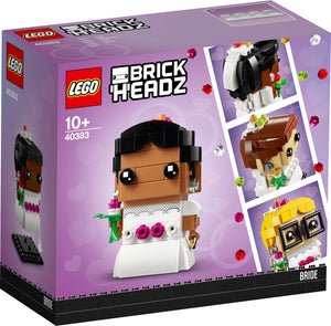 LEGO® BrickHeadz™  Wedding Bride 40383