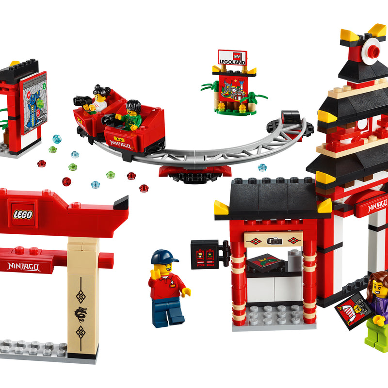 LEGOLAND® NINJAGO® World 40429