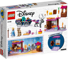 Load image into Gallery viewer, LEGO® l Disney Frozen II Elsa's Wagon Adventure 41166