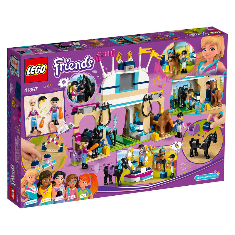 LEGO® Friends Stephanie's Horse Jumping 41367