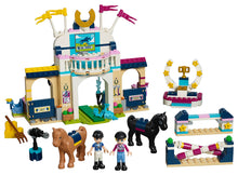 Load image into Gallery viewer, LEGO® Friends Stephanie's Horse Jumping 41367