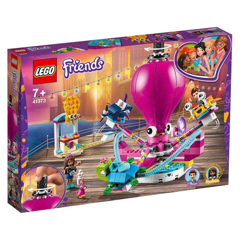 LEGO® Friends Funny Octopus Ride 41373