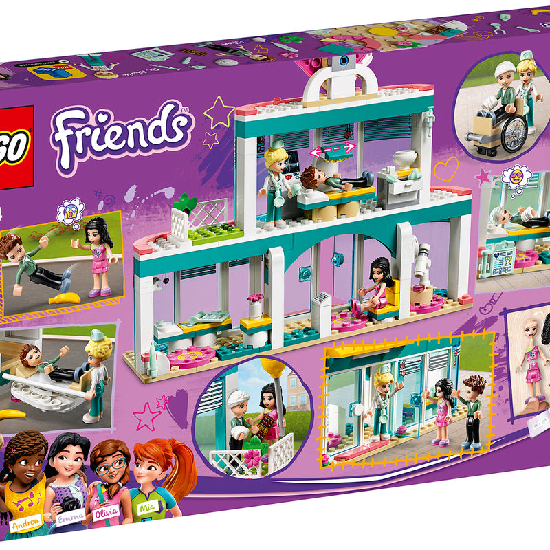 LEGO® Friends Heartlake City Hospital 41394