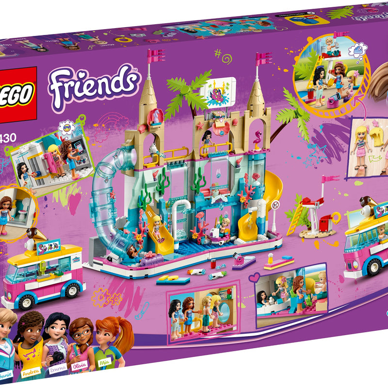 LEGO® Friends Summer Fun Water Park 41430