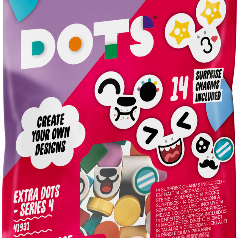 LEGO® DOTS Extra DOTS – Series 4 41931