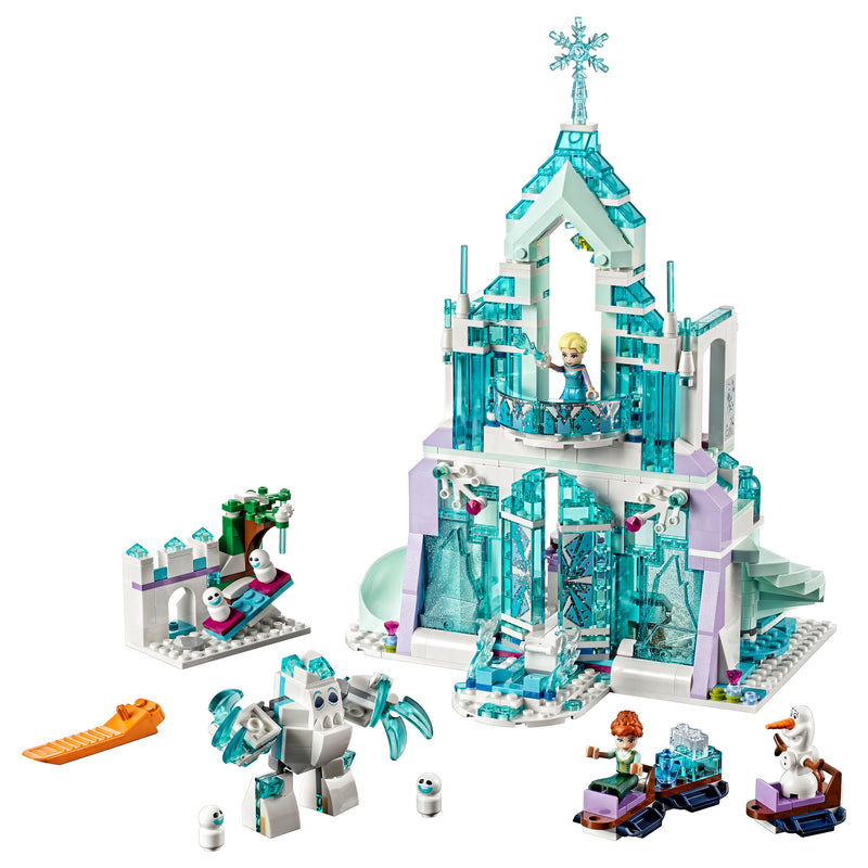 LEGO® l Disney Elsa s Magical Ice Palace 43172