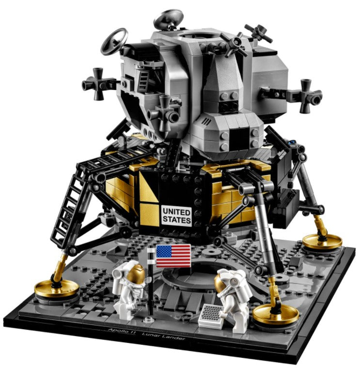 LEGO® NASA Apollo 11 Lunar Lander 10266