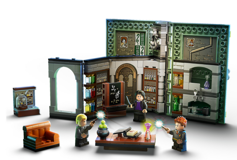 LEGO® Harry Potter™ Hogwarts™ Moment: Potions Class 76383