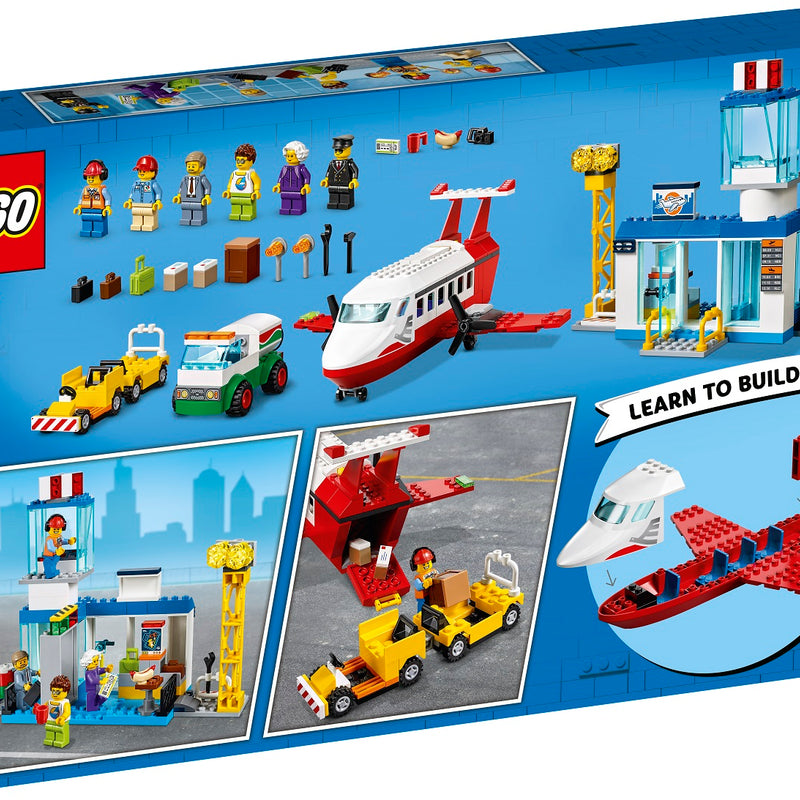 LEGO® City Central Airport 60261