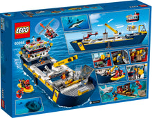 Load image into Gallery viewer, LEGO® City Ocean Exploration Ship 60266
