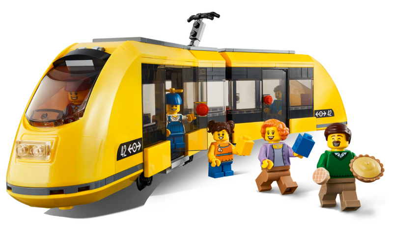 LEGO® City Main Square 60271
