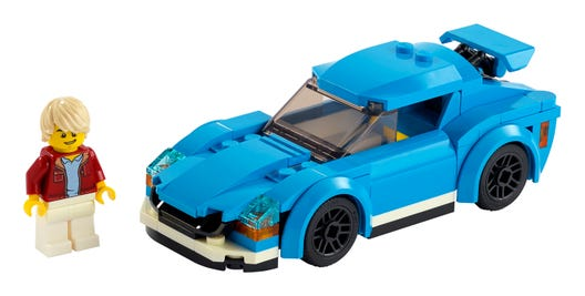 LEGO® City Sports Car 60285