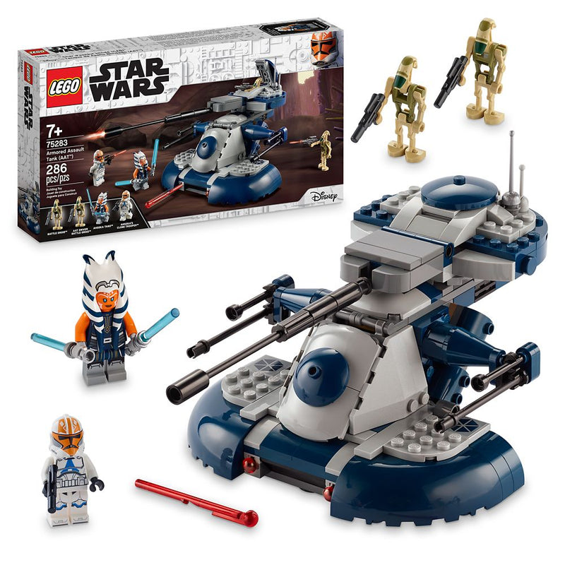 LEGO® Star Wars: The Clone Wars Armored Assault Tank (AAT) 75283