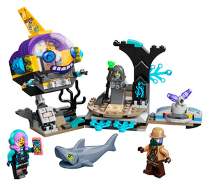 LEGO® Hidden Side J.B.'s Submarine 70433