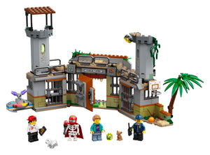 LEGO® Hidden Side Newbury Abandoned Prison 70435