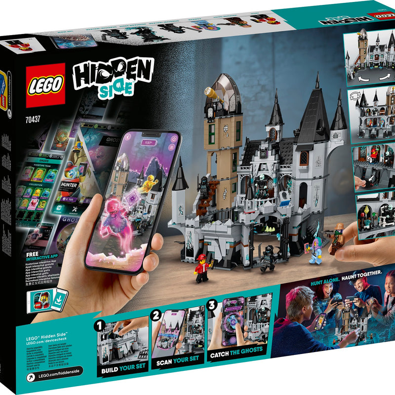 LEGO® Hidden Side Mystery Castle 70437