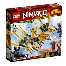 Load image into Gallery viewer, LEGO® NINJAGO® The Golden Dragon 70666