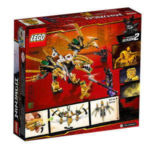 LEGO® NINJAGO® The Golden Dragon 70666