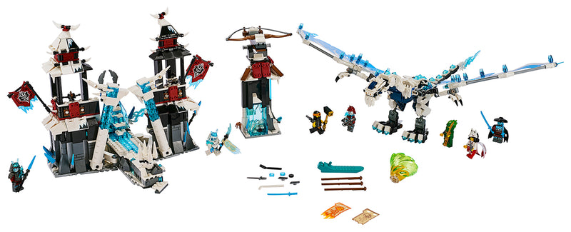 LEGO® NINJAGO® Castle of the Forsaken Emperor 70678