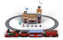 Load image into Gallery viewer, LEGO® Disney Train And Station 71044