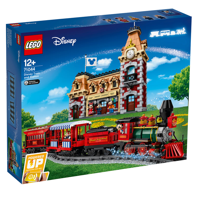 LEGO® Disney Train And Station 71044