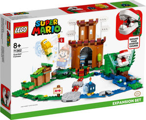 LLEGO® Mario™ Guarded Fortress Expansion Set 71362