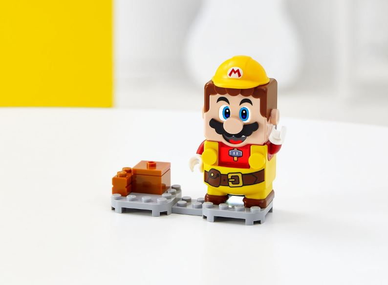LEGO® Super Mario™ Builder Mario Power-Up Pack 71373