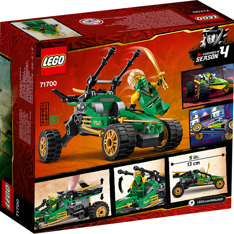 LEGO® NINJAGO® Jungle Raider 71700