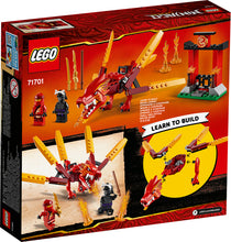 Load image into Gallery viewer, LEGO® NINJAGO® Kai s Fire Dragon 71701