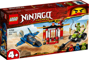 LEGO® NINJAGO® Storm Fighter Battle 71703