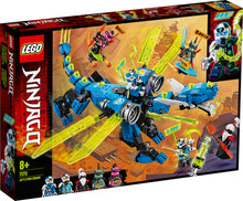 Load image into Gallery viewer, LEGO® NINJAGO® Jay s Cyber Dragon 71711