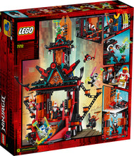 Load image into Gallery viewer, LEGO® NINJAGO® 71712 Empire Temple of Madness