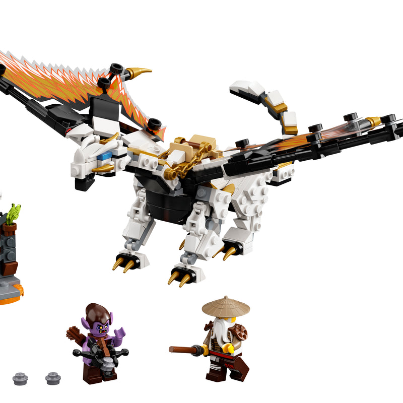 LEGO® NINJAGO® Wu's Battle Dragon 71718