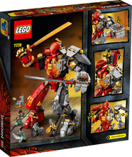 Load image into Gallery viewer, LEGO® NINJAGO® Fire Stone Mech 71720