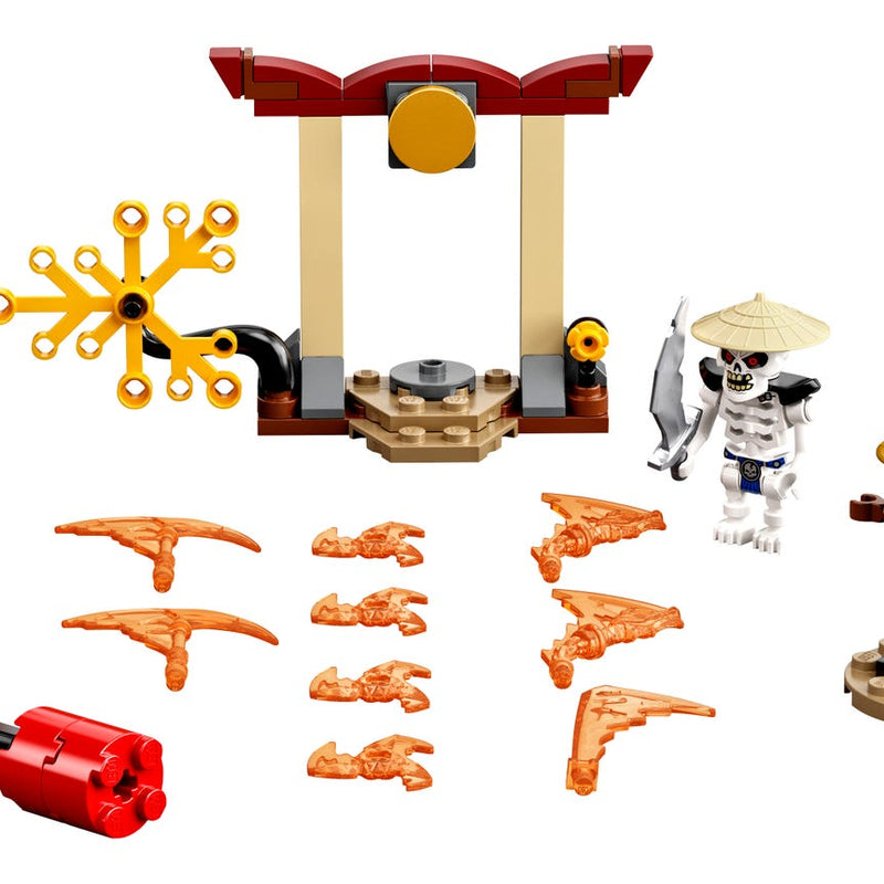 LEGO® NINJAGO®Epic Battle Set – Kai vs. Skulkin 71730