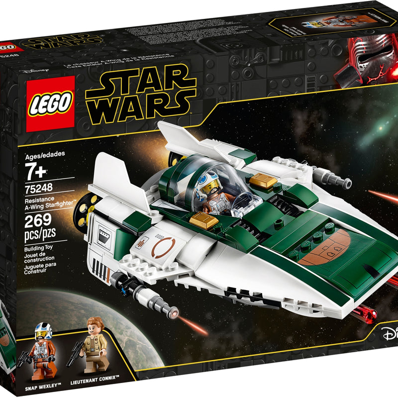 LEGO®Star Wars™  Resistance A-Wing Starfighter 75248