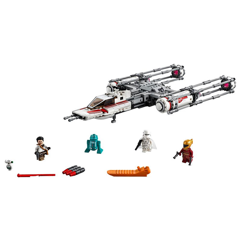 LEGO® Star Wars™ Resistance Y-Wing Starfighter 75249