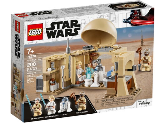 LEGO® Star Wars™ Obi-Wan's Hut 75270