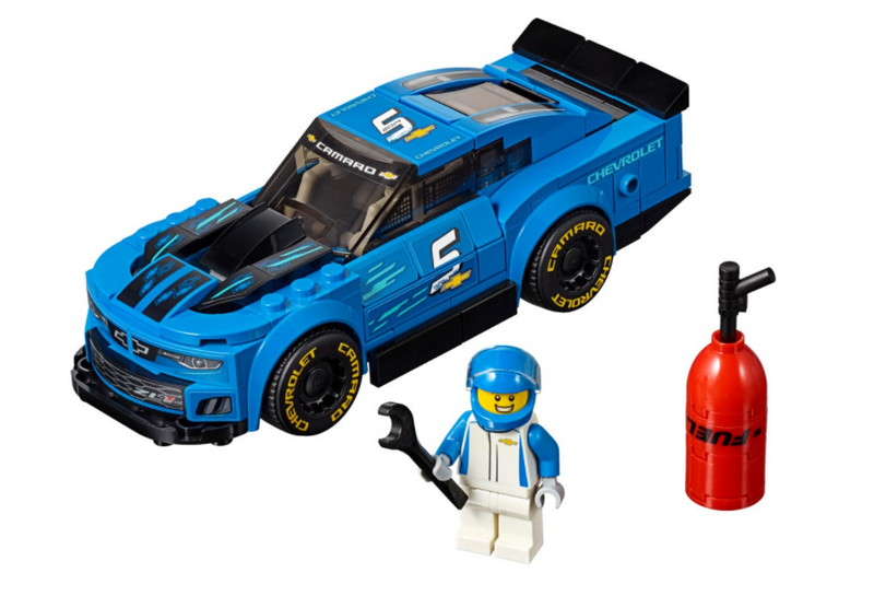 LEGO® Chevrolet Camaro ZL1 Race Car 75891