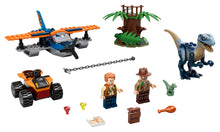 Load image into Gallery viewer, LEGO® Jurassic World Velociraptor: Biplane Rescue Mission 75942