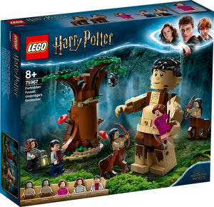 LEGO® Harry Potter Forbidden Forest: Umbridge's Encounter 75967
