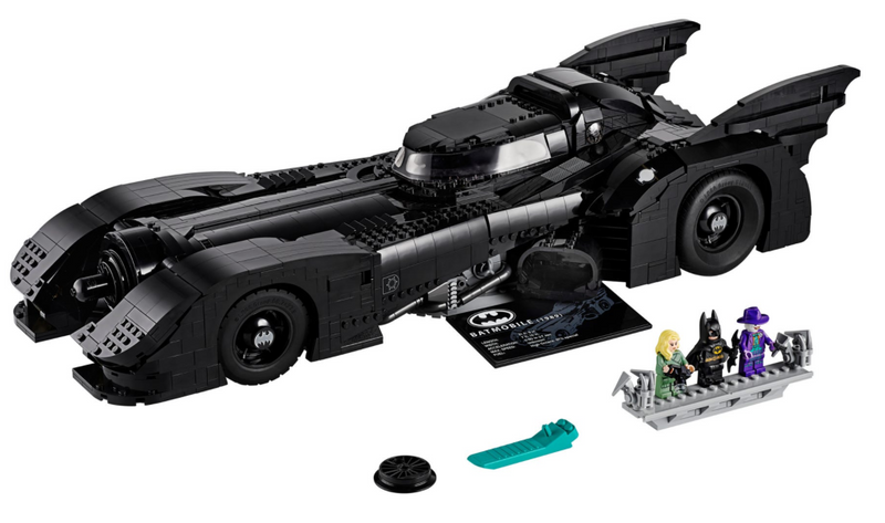 LEGO® DC Batman 1989 Batmobile™ 76139