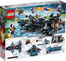 Load image into Gallery viewer, The LEGO® Marvel Avengers Helicarrier 76153
