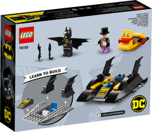 Load image into Gallery viewer, LEGO® DC Batboat The Penguin Pursuit! 76158